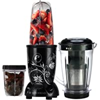 Wonderchef Nutri-Blend 400-Watt Blender with Juicer Attachment