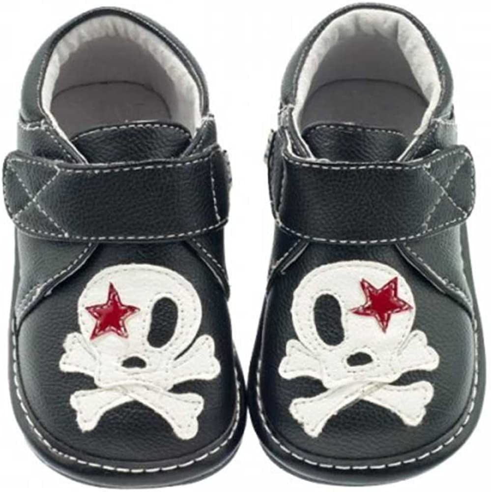 Jack and Lily Baby My Shoes Skull