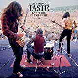 Taste: What's Going On - Live At The Isle Of Wight Festival 1970 (Audio CD)