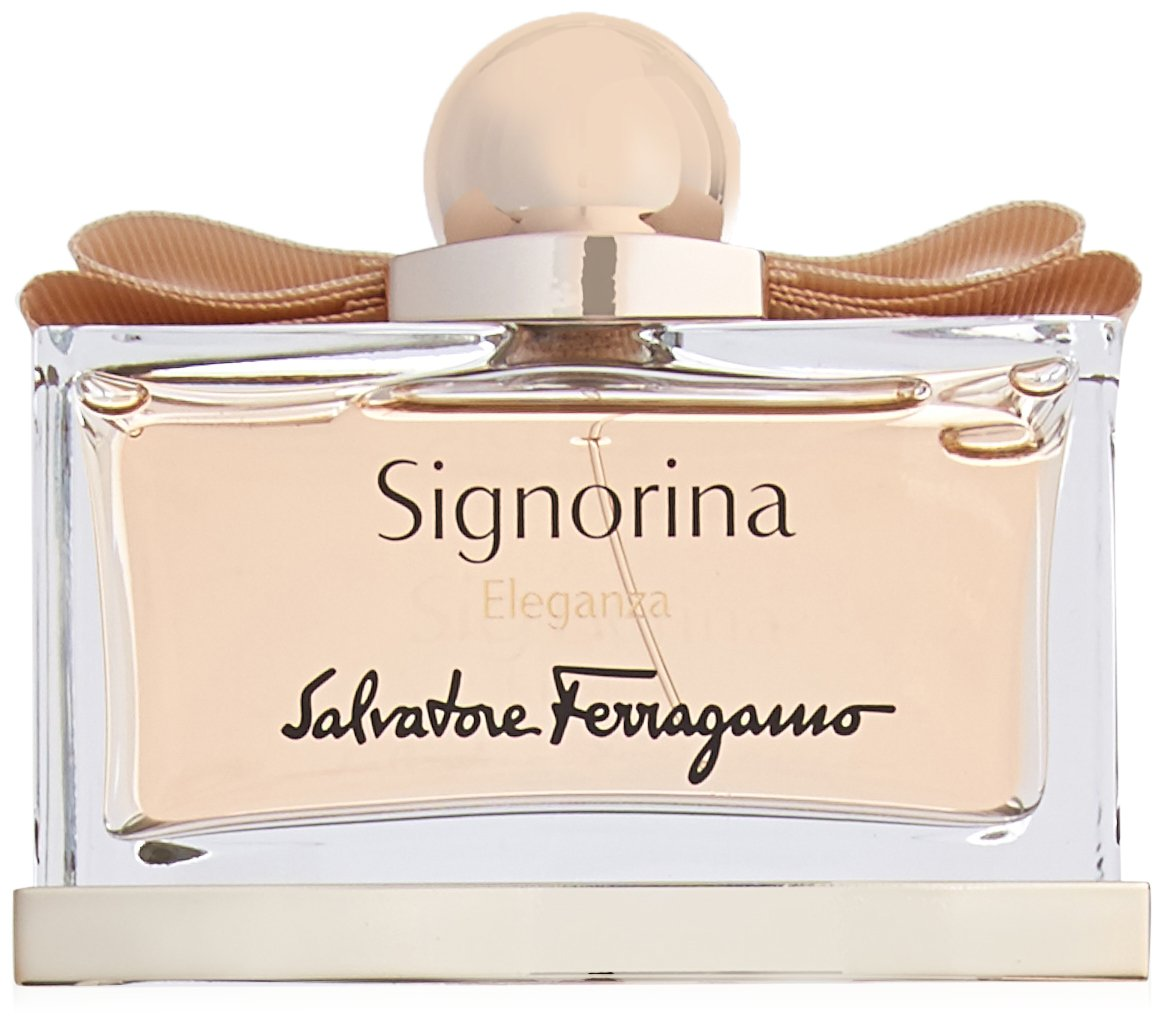 Amazoncom Salvatore Ferragamo Signorina Eleganza Eau De Parfum