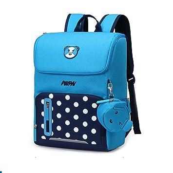 Amazon Com Kids School Backpack For Girls Boys With Keys Bag Cute
