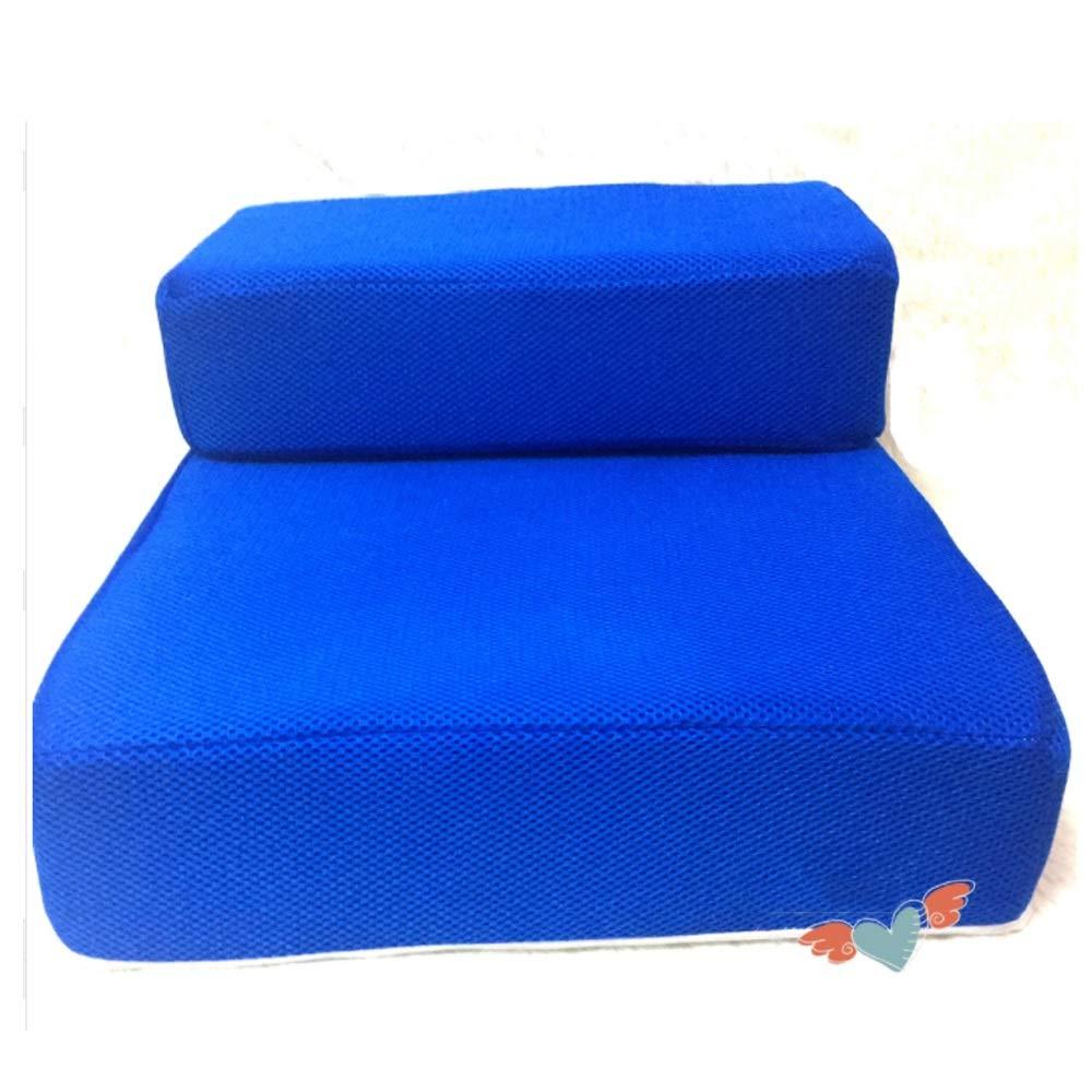 ペット用品 ペット階段メッシュスポンジペット階段テディベアXiong Bomei VIP階段ネストマットペット子犬シニアソファ - 多色オプション ラダー (色 : F f) B07QCGCHGT C  C