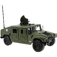Sharplace 1/18 Modelo Juguete Vehículo Coche Militar