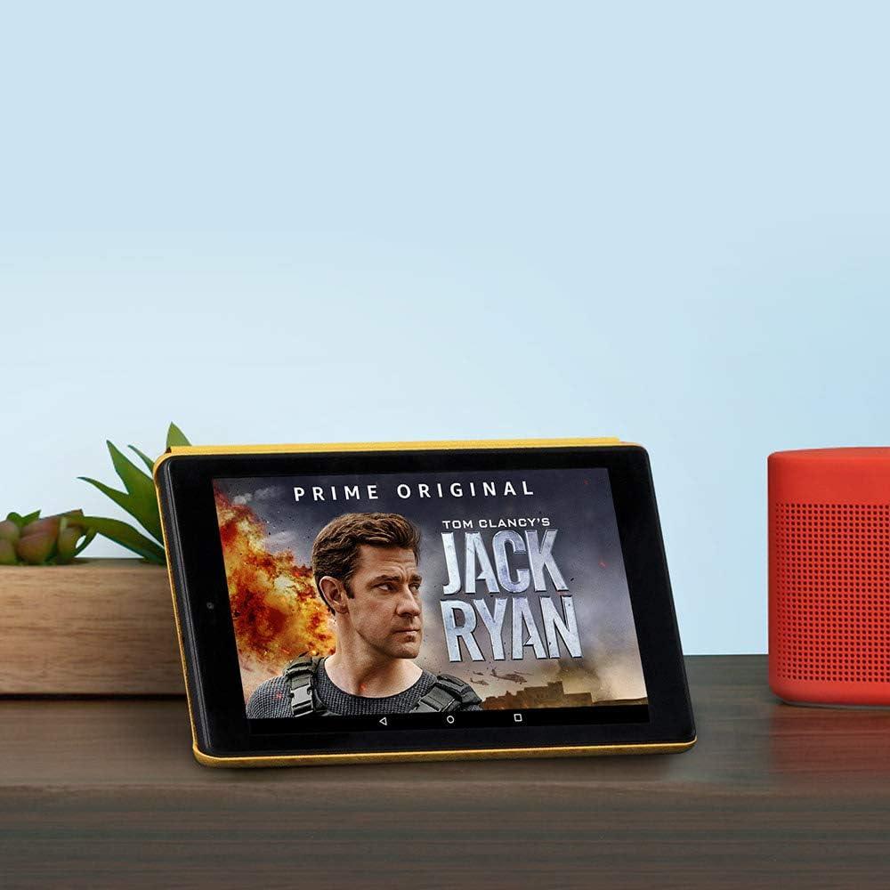 Tablette Fire HD 8 Reconditionn/é Certifi/é /écran HD 8 Noir - avec offres sp/éciales 20,3 cm 16 Go