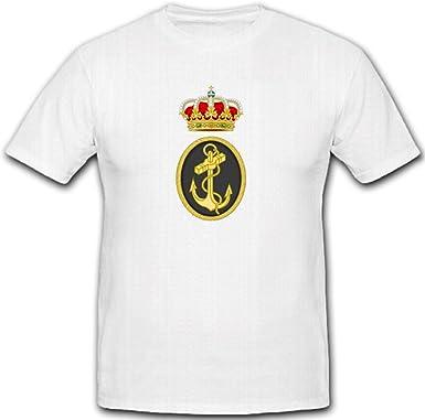 Copytec Ejército Escudo España Espana Marino Emblema Corona ...