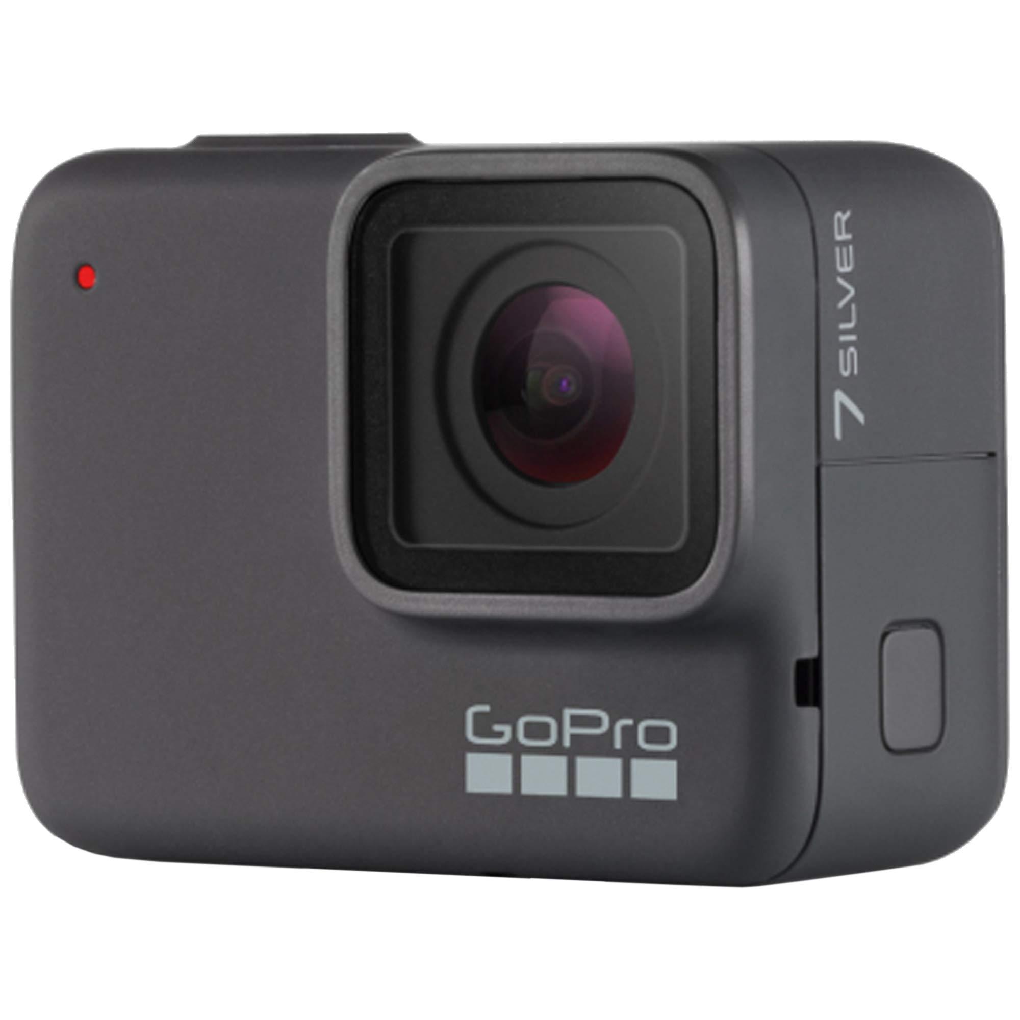 GoPro HERO7 Silver SD Card Bundle