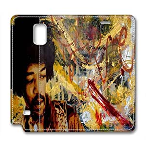 LGTOO Samsung Galaxy Note 4 Case,Fashion Master painting Note 4 case,Custom Samsung Galaxy Note 4 High-grade leather Cases