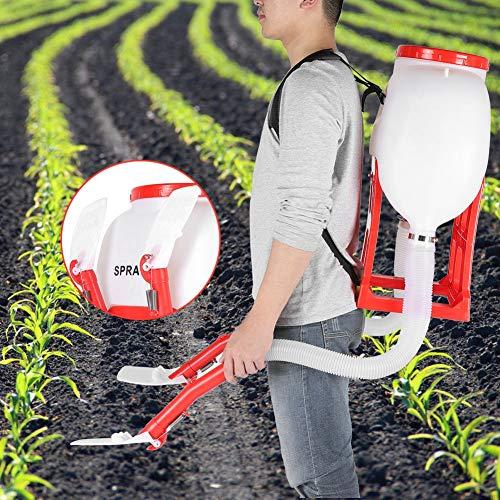 Broadcast Spreader 20L Manual Seed Spreader Backpack Fertilizer ...