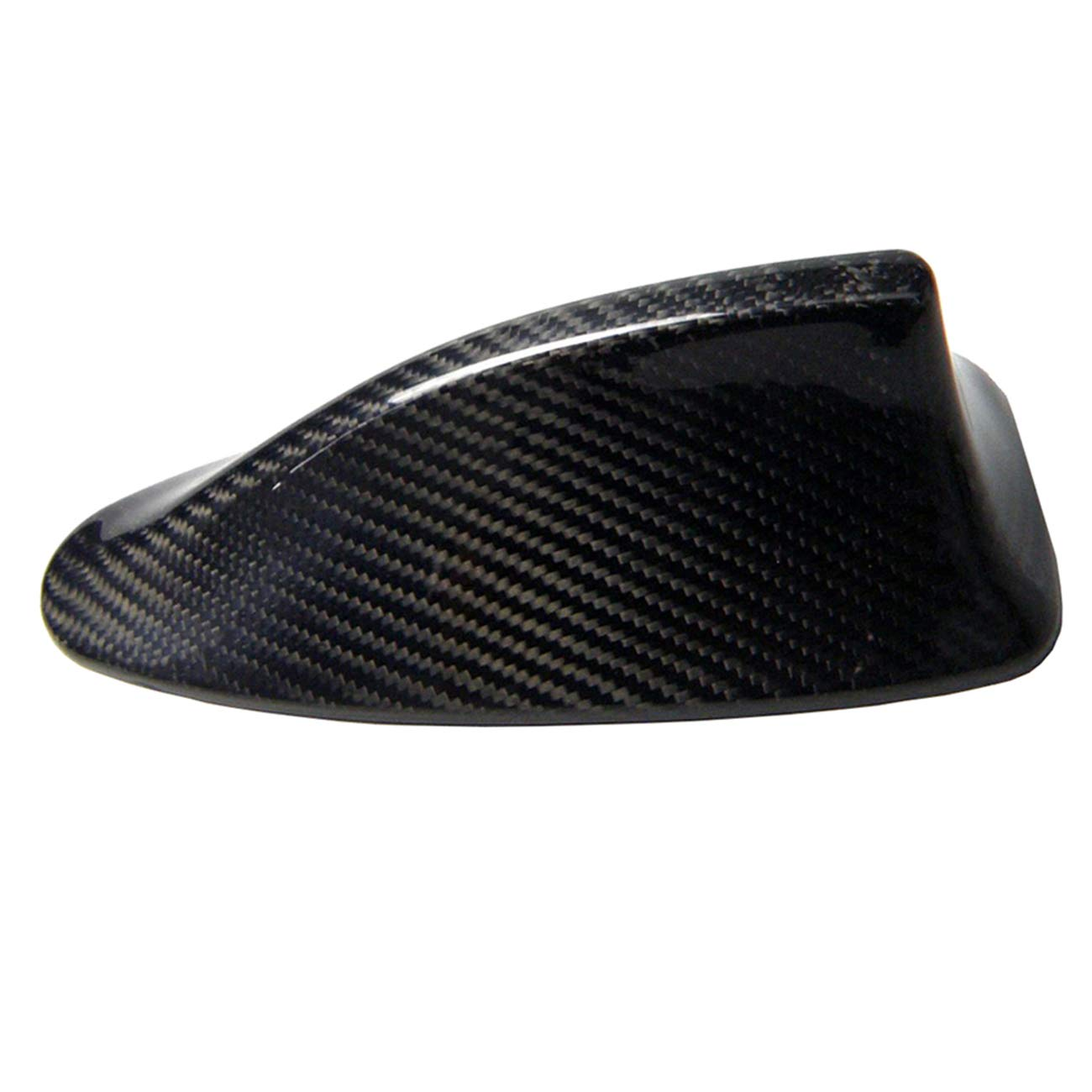 Type C Kipalm Real Carbon Fiber Shark Fin Antenna Cover For BMW E90 E92 M3 F20 F30 F10 F34 G30 M5 F15 F16 F21 F45 F56 F01 F80 Antenna Cover
