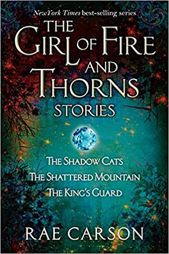 f00adf37e2 The Girl of Fire and Thorns Stories Girl of Fire and Thorns Novella:  Amazon.co.uk: Rae Carson: Books
