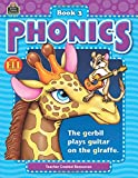 Phonics Book 3 (Phonics (Teacher Created Resources))