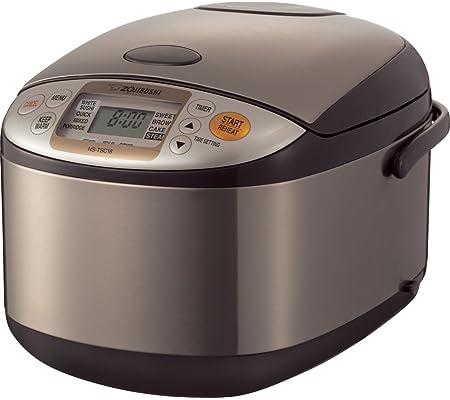 Zojirushi NS-TSC18 Micom Rice Cooker and Warmer