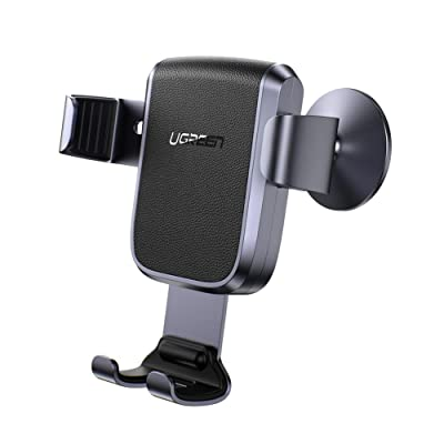 UGREEN Car Phone Mount Dashboard Stick On Cell Phone Holder Compatible for iPhone 11 Pro Max, New iPhone SE 2 2020, iPhone X XR XS 8 7 Plus 6 6S, Samsung Galaxy S20 S10 S9 S8 Note 10 9: Electronics