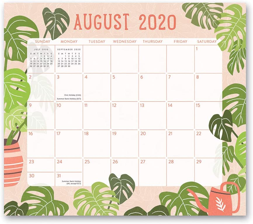 2021 Growing Together Magnetic Monthly Pad