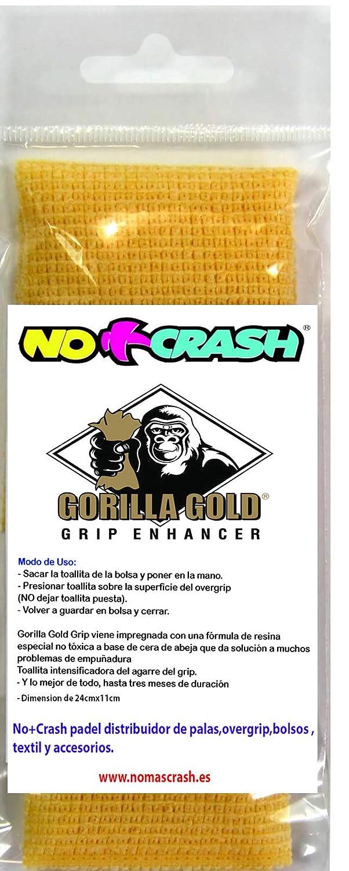 No+Crash Gorilla Gold Mini: Amazon.es: Deportes y aire libre
