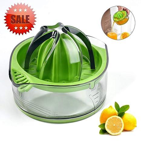 Amazon.com: Kasmoire - Exprimidor manual de limón y cítricos ...