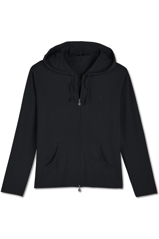 Amazon.com: Sudadera con capucha para la costa, de Coolibar ...