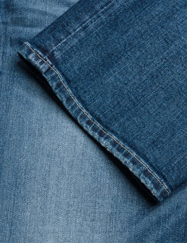 Denim Uomo 9 Blue Blu Dritto Replay mid Jeans Waitom qTw0WnSF