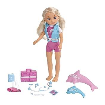Nancy, Un día cuidando delfines (Famosa 700013515)