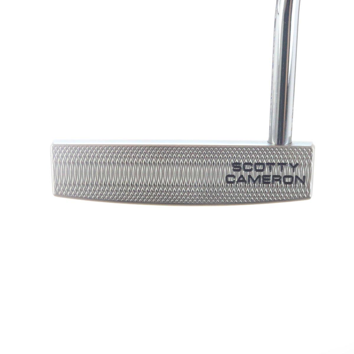 Amazon.com: Scotty Cameron – Golo 7 Putter de golf RH 34 ...