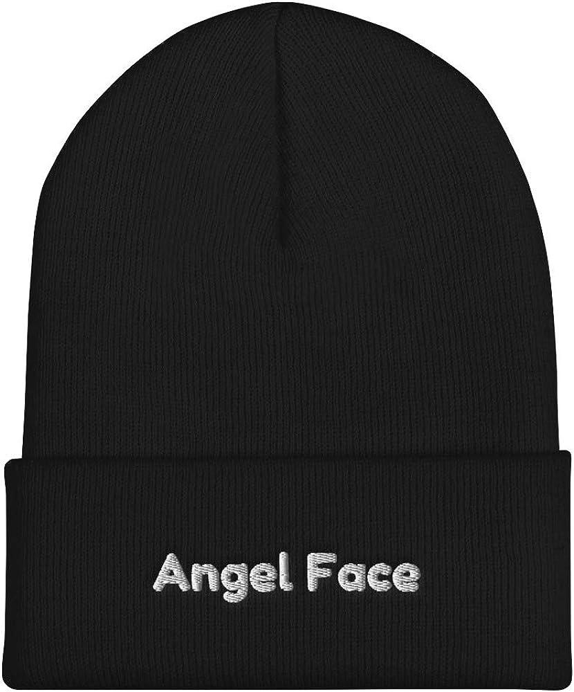 Alpha5StarDeals Angel Face Cuffed Beanie