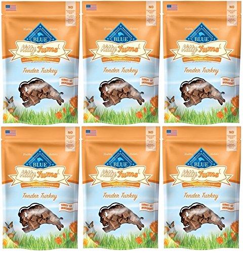 - Blue Buffalo Kitty Yums - Turkey - 2oz (Pack of 6)