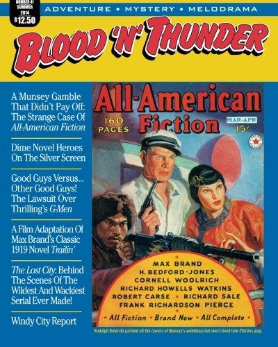 Read Online Blood 'n' Thunder: Summer 2014 (Volume 41) pdf epub