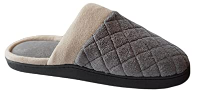 ISOTONER Women s Microterry Maddie Clog Slipper 223116863