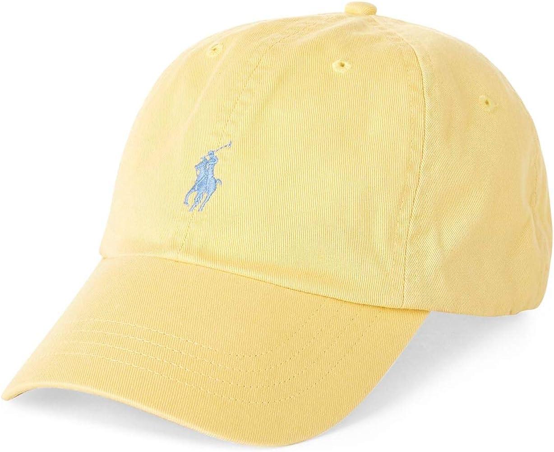 Polo Ralph Lauren - Gorra de béisbol de algodón Chino, Color ...