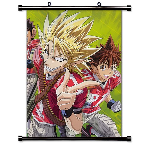 Eyeshield 21 Anime Fabric Wall Scroll Poster  Inches.-Eye-32