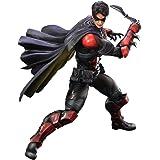 BATMAN:ARKHAM ORIGINS PLAY ARTS改 ロビン(PVC塗装済みアクションフィギュア)