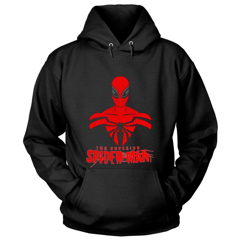 The Superior Spider Man T Shirt Superhero T Shirt