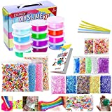 ESSENSON Slime Kit - Slime Supplies Make Your...