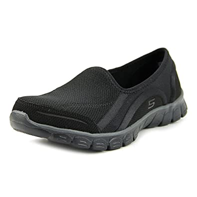 Skechers Womens Womens EZ Flex 3.0 Around Town Shoes in Black - UK 3.5 697607fc5d4