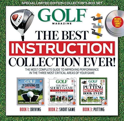 Golf Collection (Golf The Best Instruction Collection Ever!)