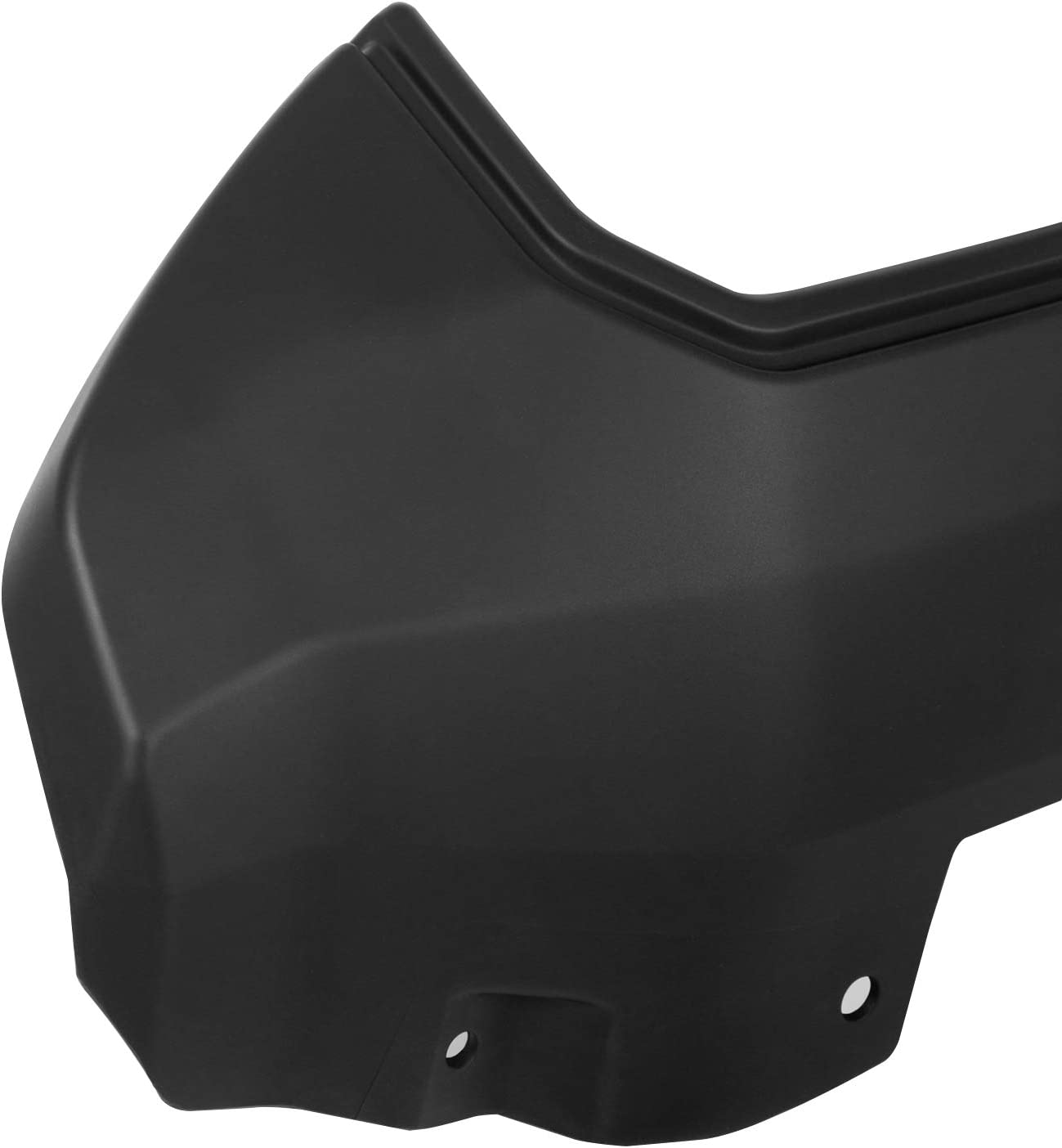 Black ECOTRIC Compatible Front Bumper Skid Plate Replace for 2016 2017 2018 GMC Sierra 1500 Replace for 23243494; GM1015123
