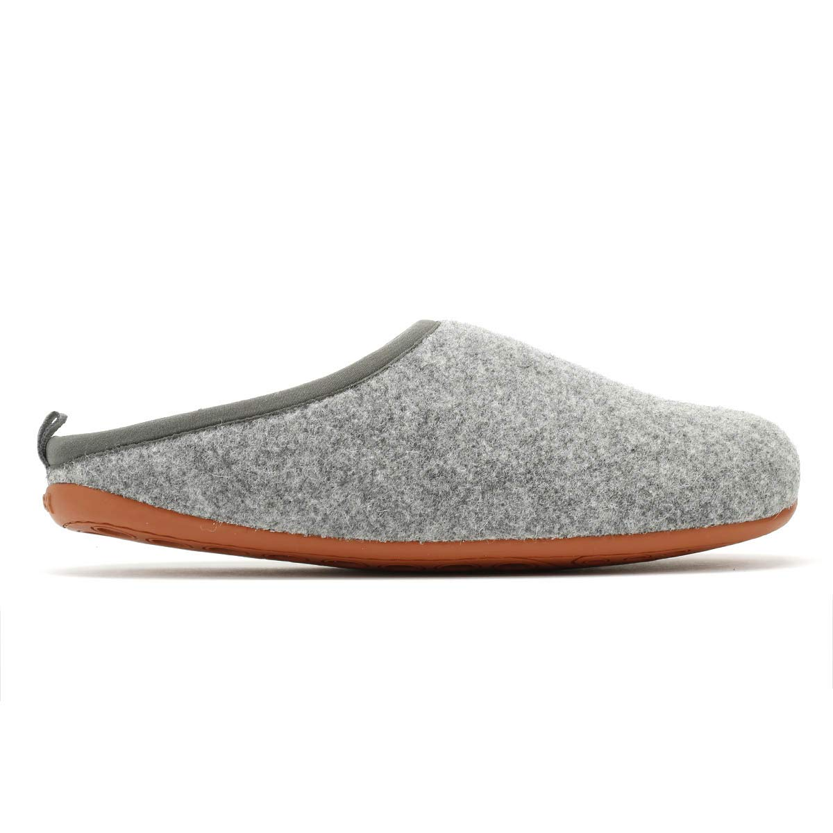 b6aedbf92d7c Camper Wabi Mens Wool Mule Slippers Pastel Grey 46  Amazon.co.uk  Shoes    Bags