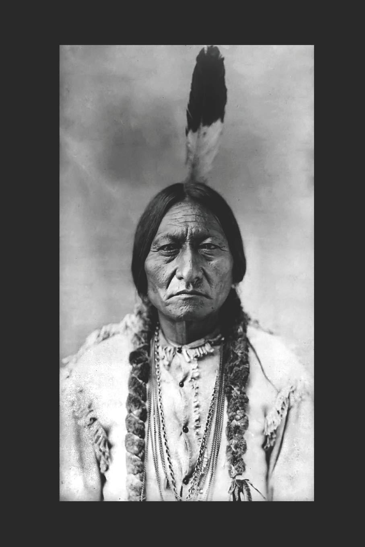 Carnet Sitting Bull Carnet De Notes Avec 12 Citations De