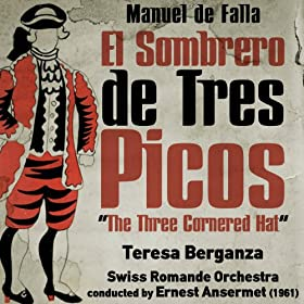 "Amazon.com: El Sombrero de Tres Picos: Part 2: ""The Corregidor's Dance"" [Clean]: Various artists"