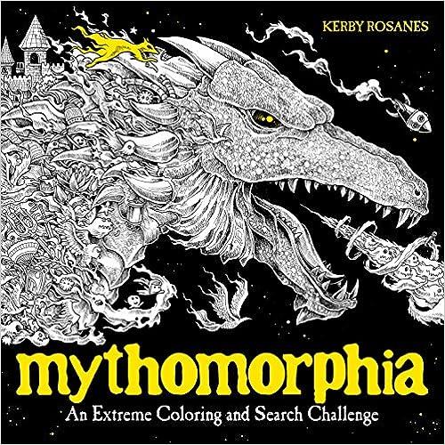 Livre Mythomorphia de Kerby Rosanes
