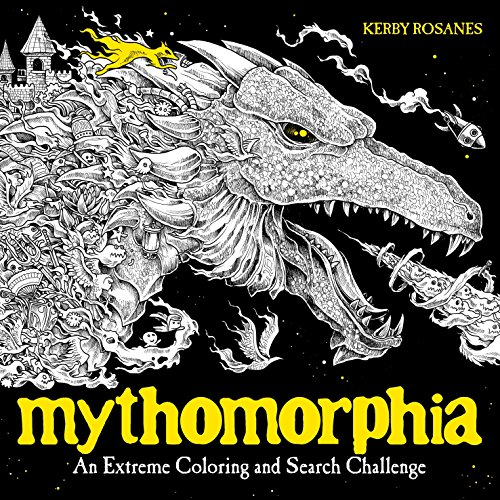 (Mythomorphia: An Extreme Coloring and Search Challenge)