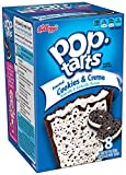 (US) Kellogg's Frosted Pop Tarts with Sprinkles, Cookies and Cream, 8 ct