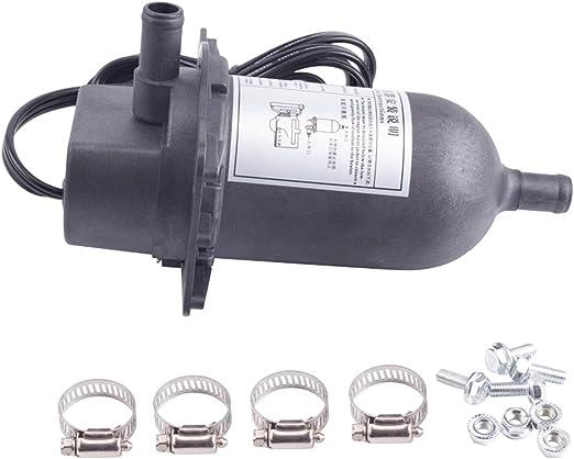 XIAOFANG Fangxia Store 110V 220V Generador de Diesel autocirculante Generador de Agua Motor precalentador de Agua de Agua eléctrica Calentador Termostato de termostato Piezas de genset