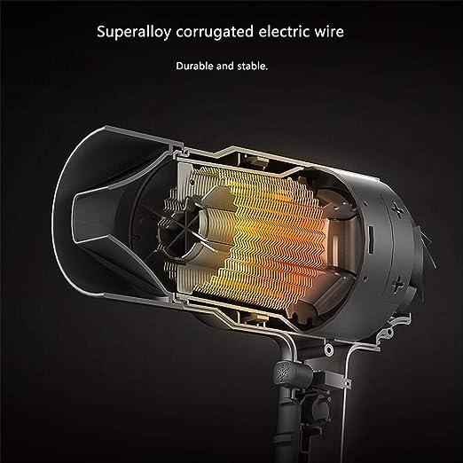 Secador de pelo profesional 1800W con el inyector, motor de la CA del secador del salón de la fuerza del ion, secador de pelo rápido, turbina de ion ...