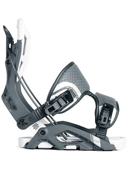 c34c31caad3b Amazon.com   Flow Fuse Snowboard Bindings   Sports   Outdoors