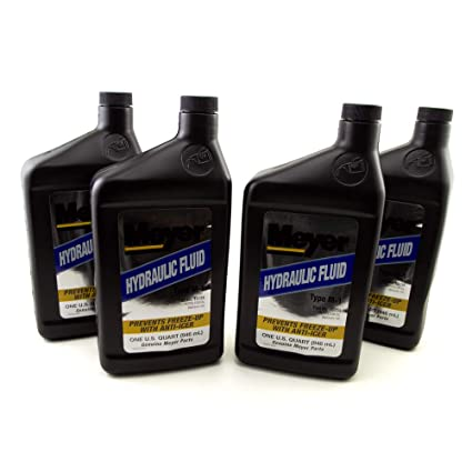 Amazon com: Meyer 15134 Type M-1 Snow Plow Hydraulic Fluid