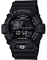 GSHOCK mens Automatic Watch, digital Display and Resin Strap GR8900A-1