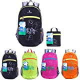 EGOGO Impermeabile Pieghevole Packable Escursionismo Viaggio Zaino Scuola Borsa Zaino Per Le Ragazze, Ragazzi, Studenti Universitari S2016