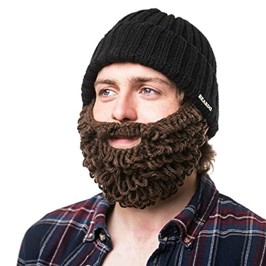 e544c266475 BEARDO - Lumberjack Burly Beard Hat (Adult) at Amazon Men s Clothing ...