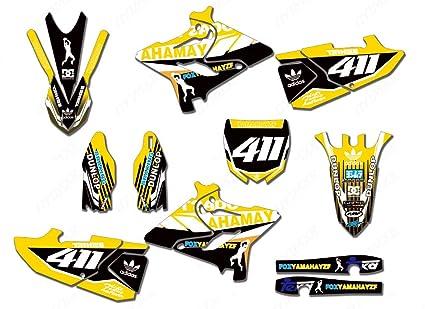 Amazon com: Motorcycle Bike Graphics Stickers Background